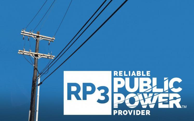 RP3 Logo